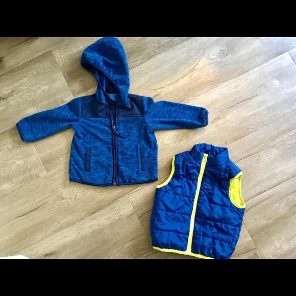 Other - Jacket and vest Bundle